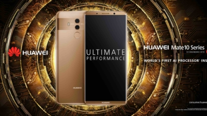 Singapore First Country In The World To Launch HUAWEI Mate 10 Pro