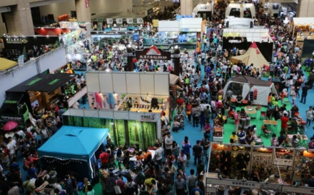 What You Need to Know About Taiwan's Biggest Outdoor Expo