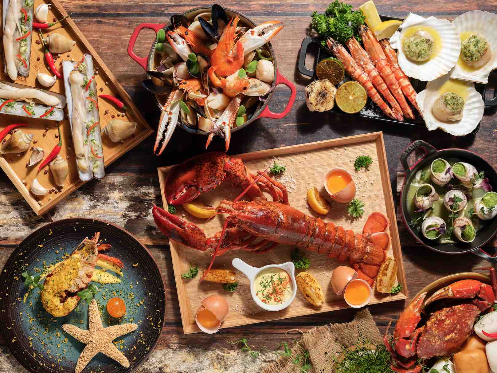 what the shell lime restaurant seafood buffet extravaganza rh aspirantsg com seafood lunch buffet bangkok seafood lunch buffet near me