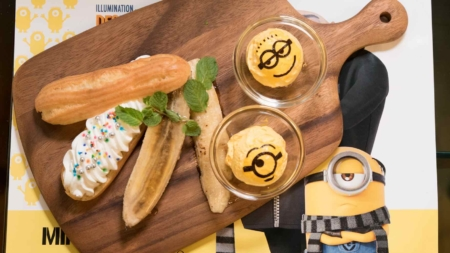 Minions Cafe Singapore – 1st Cafe Out Of Japan Opens At Orchard Central