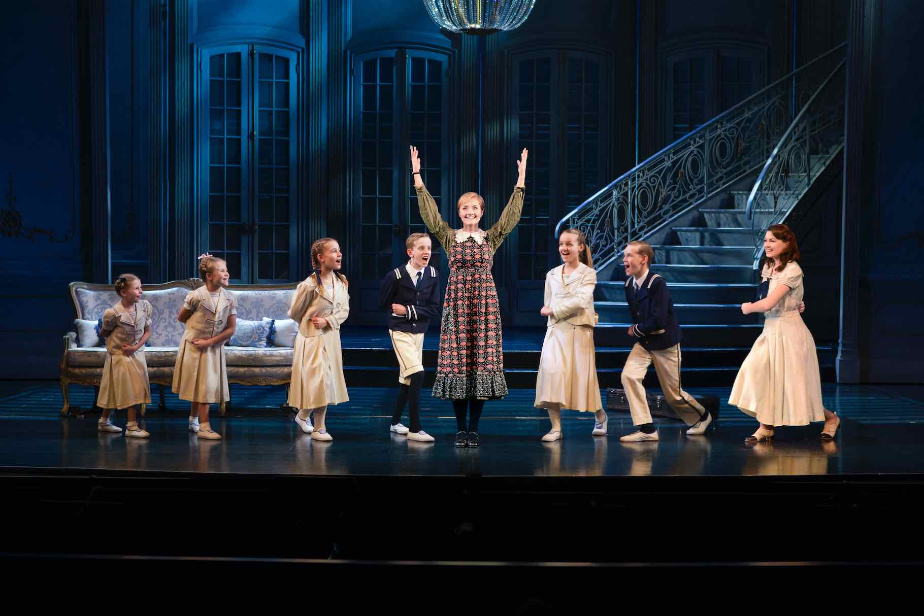 The Sound Of Music Serenades Mastercard Theatres, MBS