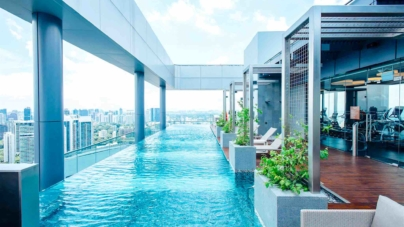 Courtyard by Marriott Singapore Novena – Luxury In The Heart Of The City