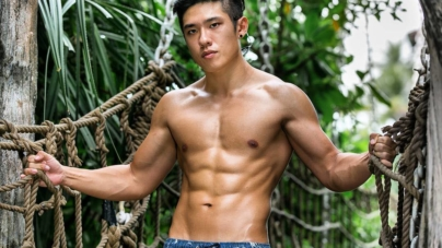 Hot Singapore Hunks To Follow On Instagram Before 2017 Ends