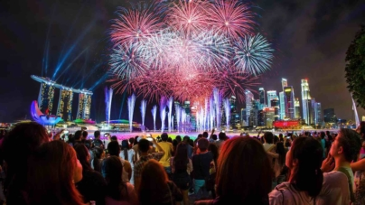 New Year's Eve Celebrations Singapore: Countdowns, Dinners & Brunches
