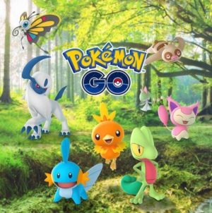 Pokemon GO New Gen 3 Pokemon List Revealed – Full 55 Pokemon