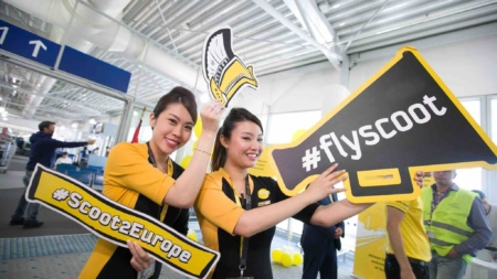 Europe Now Affordable! Fly Scoot To Berlin & Explore Europe In 2018