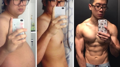25 Singapore Fitness Transformations You Must See To Believe!