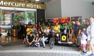 AccorHotels Singapore 50th Anniversary Celebrates Everyday Heroes