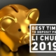 2019 Li Chun – Your Perfect Time To Deposit Based On 12 Animal Signs