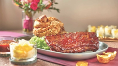 Usher In The Year Of The Boar With Unique Pork New Year Dishes