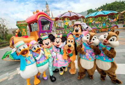 Hong Kong Disneyland Springtime Carnival 2018 Deals For SG Families
