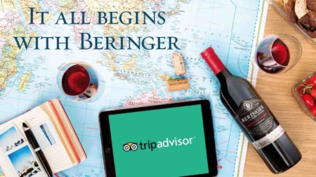 Beringer Shares 10 Steps To Better Vacation Planning Over Wine With Friends