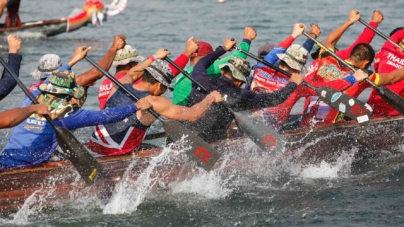 10 Reasons Not To Miss Bangkok King's Cup Elephant Boat Race
