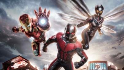 Ant-Man And The Wasp: Nano Battle! Opens At Hong Kong Disneyland