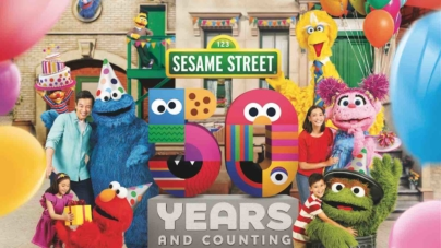 Celebrate Sesame Street 50 Years & Counting, Universal Studios Singapore