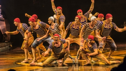 KURIOS – Cirque Du Soleil's 6th Production In Singapore In July 2019