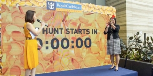Royal Caribbean Royal Hunt For Golden Anchors Islandwide In Singapore