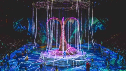 Experience AVATAR In Cirque du Soleil TORUK – The First Flight Singapore