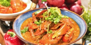 PARKROYAL On Beach Road –  A Clawsome Seafood On Grill At Ginger