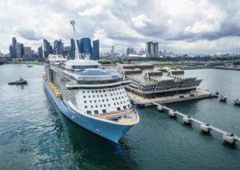 Royal Caribbean Quantum Of The Seas Homeports Singapore From 2019