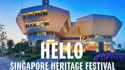 Singapore Heritage Festival 2018 – For Singaporeans By Singaporeans