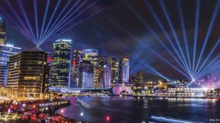 Vivid Sydney 2018 – Celebrating 10 Years Of Creativity & Innovations