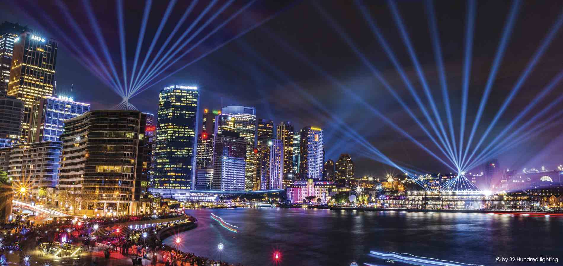 Vivid Sydney 2018   Celebrating 10 Years Of Creativity