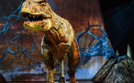 Walking With Dinosaurs Singapore – Watch Them Walk Right Before You!