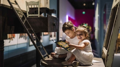 Step Through The Looking Glass At ArtScience Museum Wonderland