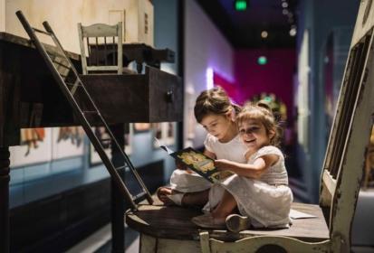 Step Through The Looking Glass At ArtScience Museum Wonderland