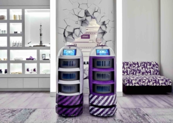 YOTEL Singapore – Living It Up In Futuristic First-Class Style