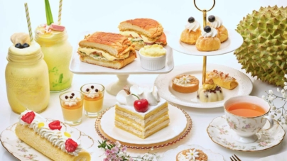 Durian High Tea Buffet 2019 Back At Singapore Marriott Tang Plaza Hotel