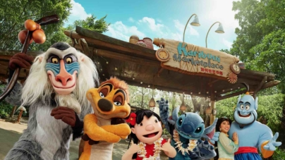 Hong Kong Disneyland Summer Family Fun For Singaporeans