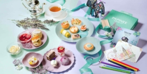 Conrad Hong Kong Lobby Lounge Afternoon Tea – Imagine With PAPINEE