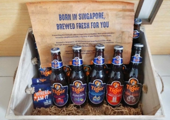 20 Limited Edition Tiger Beer District Bottles Voted By You Up For Grabs!