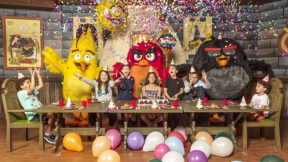World's First ANGRY BIRDS WORLD Qatar Welcomes You & Your Family