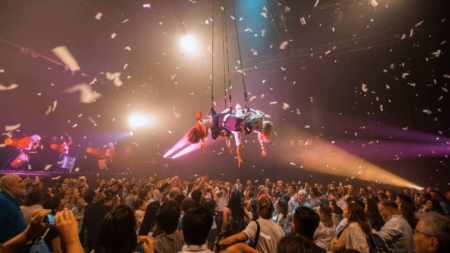 Fuerza Bruta Singapore Night Festival 2019 Poised To Wow Your Senses