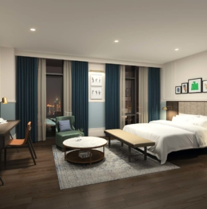 Alcove Hotel Seoul Opens In The heart of Gangnam, South Korea