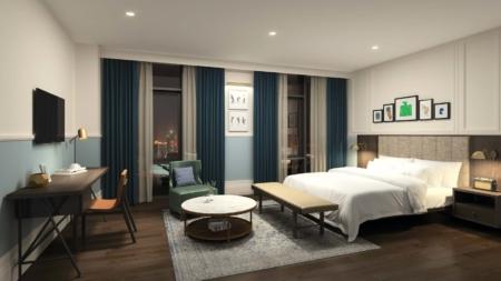 Alcove Hotel Seoul Opens In The heart of Gangnam, South Korea