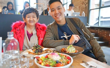 Higher Ground Melbourne – Famed For Instagrammable Ricotta Hotcakes