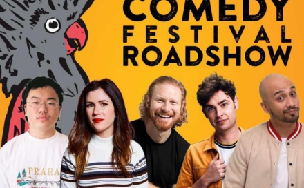 Get Ready To LOL At Melbourne International Comedy Festival 2019