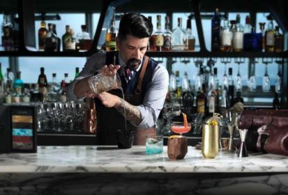 Savour The 5 Elements At The Ritz-Carlton Hong Kong Ozone Bar