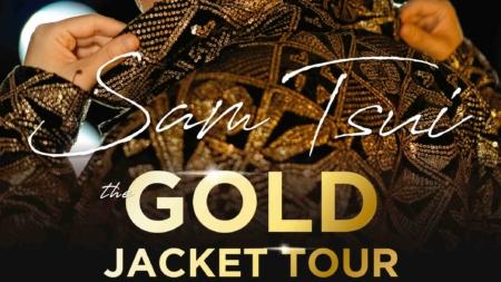 Sam Tsui Singapore – Hear Him Live At The Gold Jacket Tour