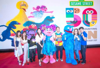 Sesame Street Run Singapore – World's 1st To Celebrate 50th Anniversary
