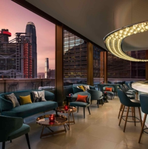 The Murray Hong Kong Popinjays – HK's Latest Rooftop Restaurant & Bar