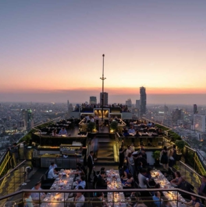 Wine & Dine At Vertigo Restaurant And Moon Bar, Banyan Tree Bangkok
