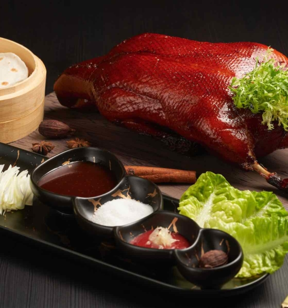 Blossom Restaurant Singapore – Chinese Fine Dining With A Twist
