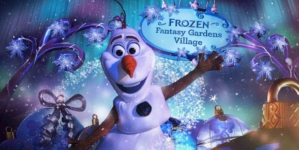 Experience Frozen-themed Winter Wonderland At Hong Kong Disneyland