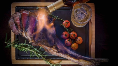 Opus Bar & Grill Singapore Introduces New Premium Butcher's Cuts