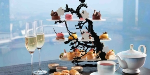SKAI High Tea – Savour Aesthetically Delectable Morsels With A View